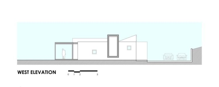 Plan Site - houses-10-and-10-10 par Gonzalo Mardones - Tierras Blancas, Chilie