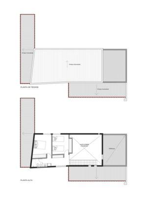 Plan disposition Conteneurs - Container House par Schreibe Architect - Cordoba, Argentine.jpg