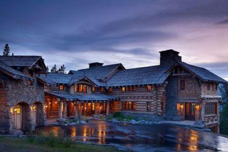 Pointe-Andesite par Pearson Design Group - Montana, USA | + d'infos