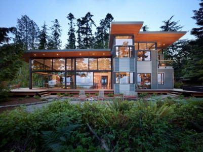 Port-ludlow-house par Finne - Usa | + d'infos