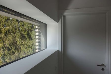 Porte chambre - during-tannay par Christian Von During Architects - Tannay, Suisse