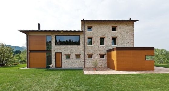 Private House par Caprioglio Associati Architects - Venise, Italie
