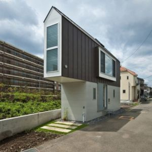 River-Side-House par Mizuishi Architects Atelier