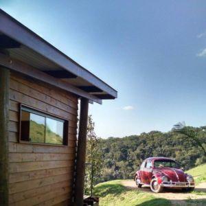 Route accès - Small-House-Bliss par Cabana-Arquitetos - Brésil