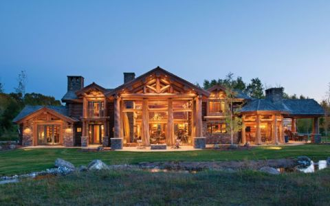 Rustic-Interior-Design par Carl Jones - Alabama, USA | + d'infos