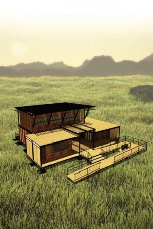 #SDE2014 - Projet Adaptive House – Bangkok, Thaïlande