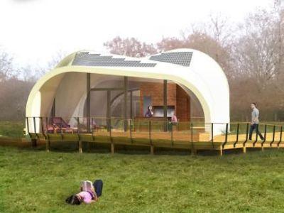 #SDE2014 - Projet Techstyle House – Rhodes Island & Erfurt, États-Unis & Allemagne