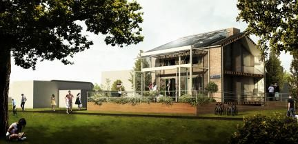 #SDE2014 - Projet The Skin – Delft, Pays-Bas