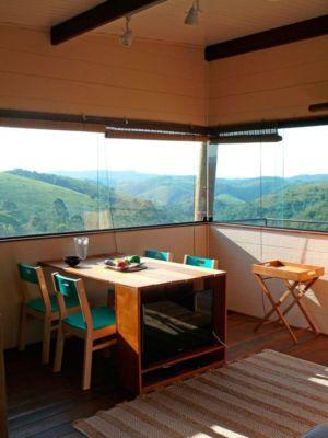Salle de séjour - Small-House-Bliss par Cabana-Arquitetos - Brésil