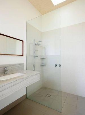 Salle De Bains - Flinders-House Par Peter Schaad Design, Australie