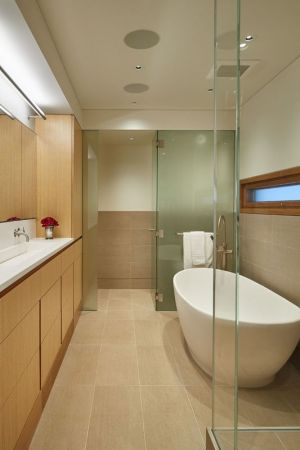 Salle De Bains - Floating-Home Par Vandeventer-Carlander - Seattle, USA