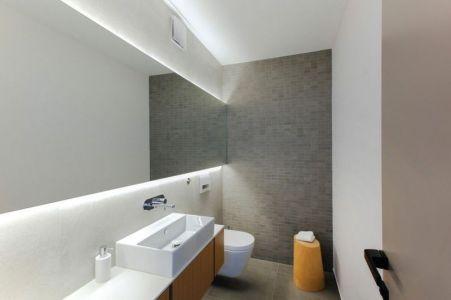 Salle De Bains - Maison En T Par SoNo Arhitekti - Slovénie