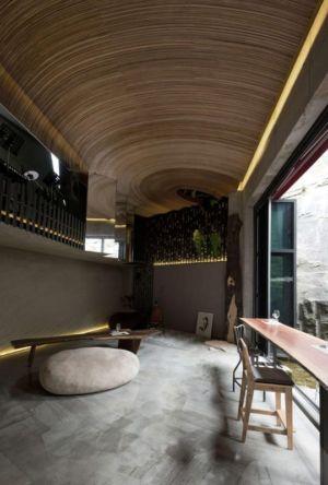 Salle Séjour Ouverte - Dayangsanghoi Par Tune Planning - Seoul, Coree Du Sud