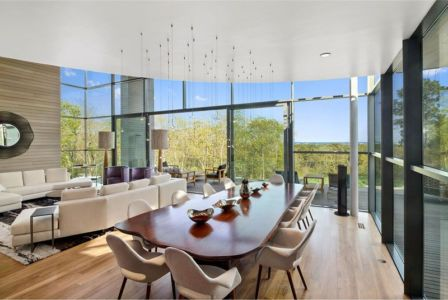 Salle Séjour & Salon - Hampton-Home Par Barnes Coy Architects - Hamptons, USA