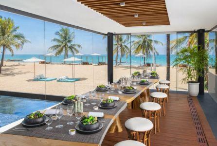 Salon Extérieur Design - 15-05-iniala-beach-house par Estudio & A-Cero - Phang Nga, Thaïlande