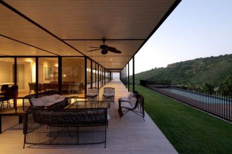 Salon Extérieur Design - houses-10-and-10-10 par Gonzalo Mardones - Tierras Blancas, Chilie