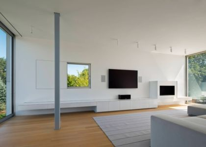 Salon Principale - 365ML par Levenbetts - New York, USA