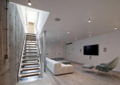 Salon Privée Etage - 365ML par Levenbetts - New York, USA