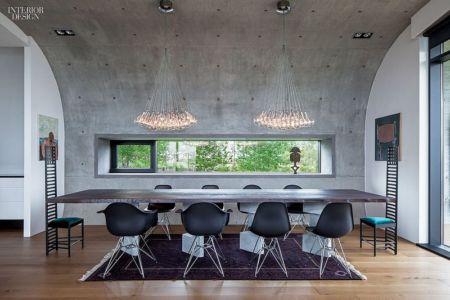 Séjour - Private Residence par Eon Architects - Reykjavik,Islande