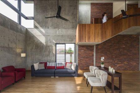Salon - Sepang-House par Eleena Jamil Architect - Sepang, Malaisie