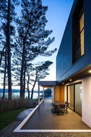 Salon Terrase et panorama- house-crozon par Pierre-yves Le Goaziou - Crozon, France