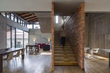 Salon & salle séjour - Sepang-House par Eleena Jamil Architect - Sepang, Malaisie