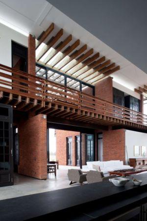 Salon & Balcon Intérieur - Luna-Llena-House Par Candida Tabet - Punta Del Este, Uruguay