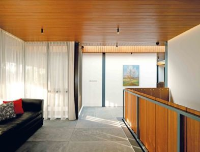 Salon Secondaire - Akanaka Par RAW Architecture - Jakarta Indonésie