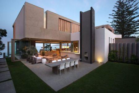 Salon Terrasse Design - Beachyhead Par Soata - Plettenberg Bay, Afrique Du Sud
