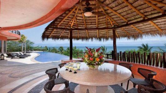 Salon Terrasse Design - Casa Mariposa Conçue Par Arqflores - La Cruz De Huanacaxtle, Mexique