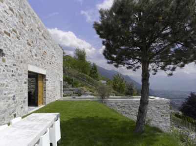 Salon Terrasse Design & Jardin - Building-Brione Par Meuron Romeo - Minusio, Suisse