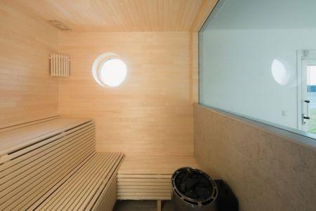 Sauna - Maison contemporaine scandinave par Boris Culjat - Suède.jpg