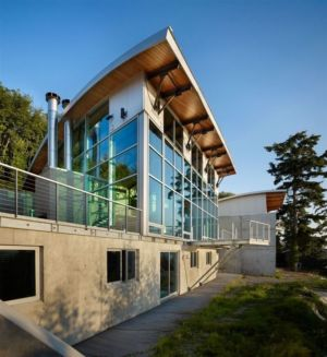 Seattle Residence par Lawrence Architecture - Usa | + d'infos