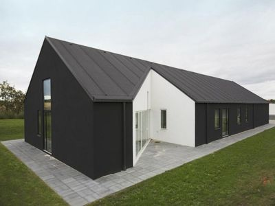 Sinus House par Cebra Architects - Danemark - + d'infos