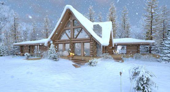 Small-Vacation-House par Razvan-Barsan+Partners - Covasna, Romania | + d'infos