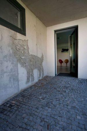 Sol En Pavé & Entrée - Villa-Inga Par Par Sebo Lichy - Bratislava, Slovaquie