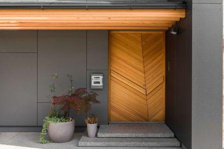 Système Domotique Entrée - Family-Villa-XL - Sono-Arhitekti - Slovenie