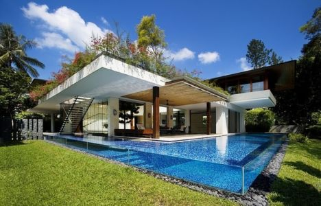 Tangga House par Guz Architects - Singapour