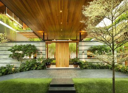 Terrasse - Coral-House par Guz Architects, Singapour