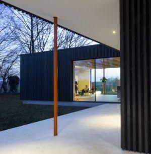 Terrasse - huize-looveld par Studio Puisto Architects, Duiven, Pays-Bas