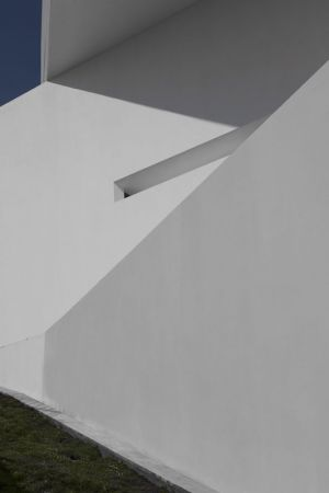 Terrasse Bloc De Béton Superposé - Mosha House Par New Wave-Architecture - Mosha, Iran