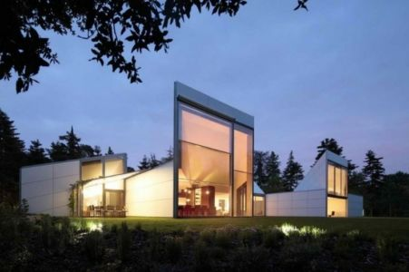 The AA House par OAB - Barcelone, Espagne