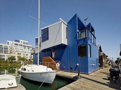 The Bertrams' 2 par Robert Nebolon Architects - San Francisco - USA - photo Matthew Millman