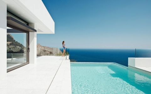 The-Cliff-House par Altea-Hills-Estate -Alicante, Espagne + d'infos