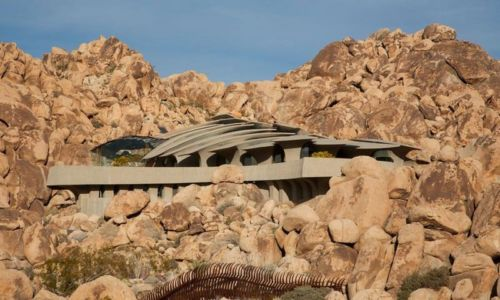 The Desert House par Kendrick Bangs Kellogg - Joshua Tree National Park, Usa | + d'infos