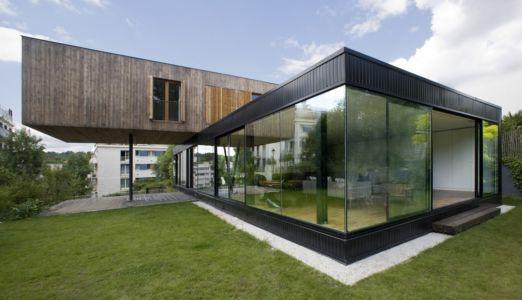 Une- Maison R - Colboc Franzen & Associés - France - Photos © Cécile Septet