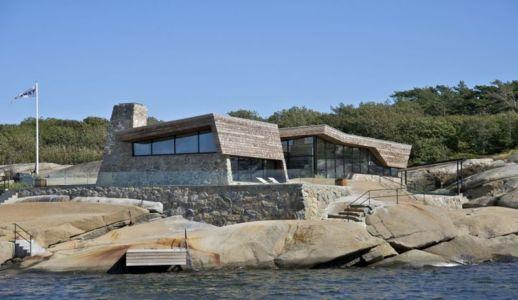 Une- Summer-House par JVA - Vestfold, Norvège