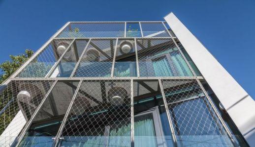 Une- Urban-Eco-House par Tecon Architects - Bucuresti Roumanie