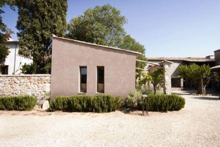 Grande bâtisse du Sud de la France - Après