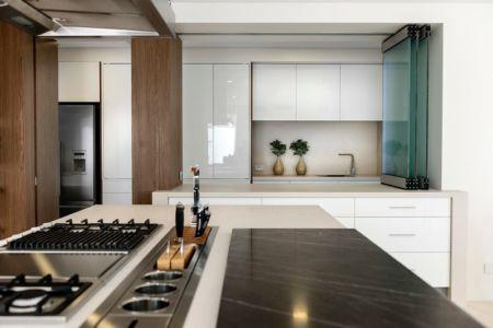 Ustensiles Cuisine - cottesloe-residence par Custom-Homes - Perth, Australie